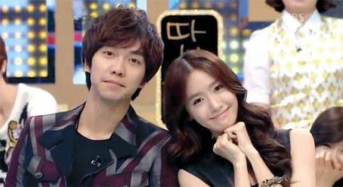 Lee Seung Gi Yoona randki wiadomości randki alfabetyczne e