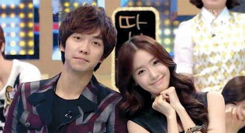 Yoona randki z Lee Seung Gi